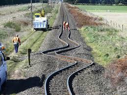 crooked rail